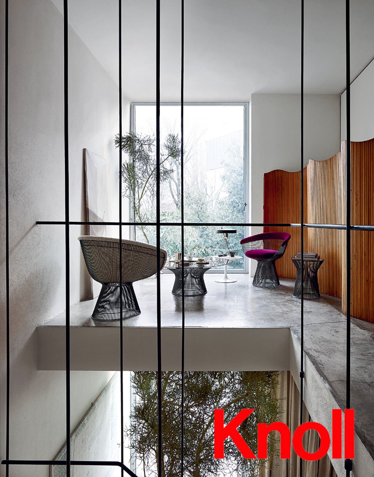 platner lounge chair actie2